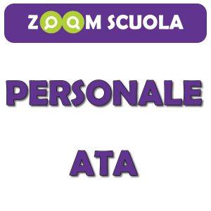 Personale ATA prima fascia