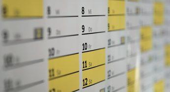 Calendario Scolastico 2020 20 Emilia Romagna.Calendario Scolastico 2019 20 Lezioni Ponti E Feste Zoom