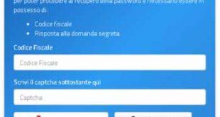 Recupero della password su NoiPa, anche se la mail non è più attiva