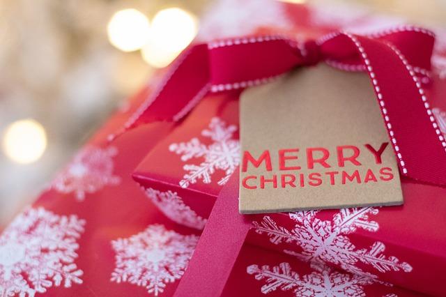 Regalo Merry Christmas