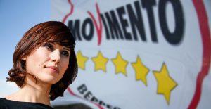 OnorevoleMaria Marzana del Movimento 5 Stelle