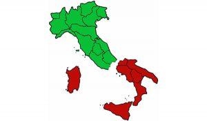 La regionalizzazione