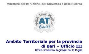 Ufficio scolastico provinciale di Bari