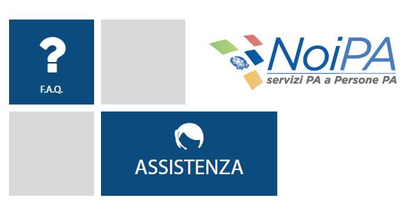 Assistenza sul portale NoiPa