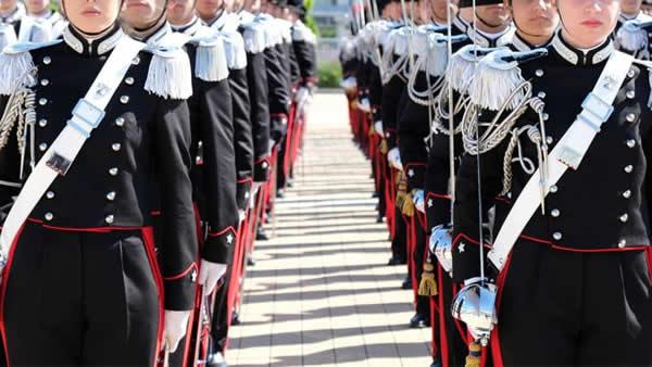 Concorso allievi carabinieri