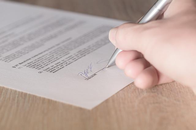 Firmare i programmi svolti