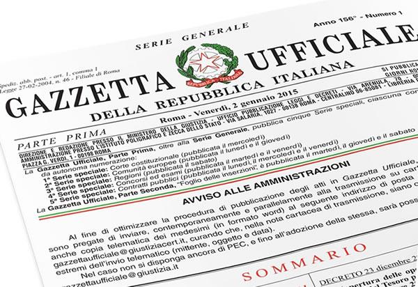 Gazzetta Ufficiale decreto concorso Infanzia e Primaria