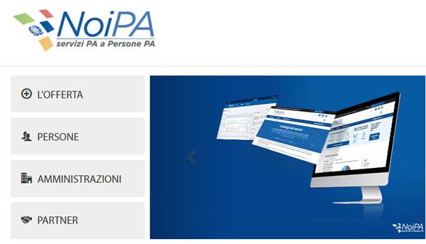 Nuovo portale NoiPa, rivoluzione in arrivo