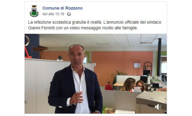 Mensa gratis Rozzano
