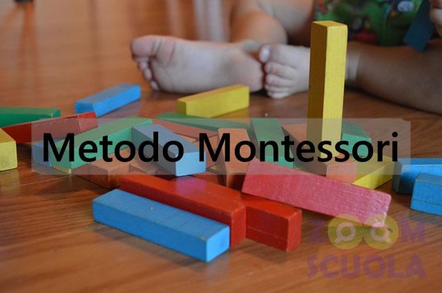Cos'è il metodo Montessori