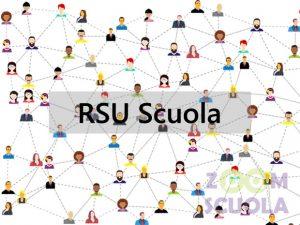 RSU scuola