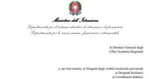 Nota ministeriale sulla valutazione del servizio nelle Graduatorie Provinciali